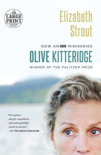 Elizabeth Strout Olive Kitteridge Large Print
