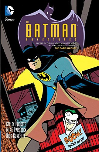 Kelley Puckett Batman Adventures Vol. 2