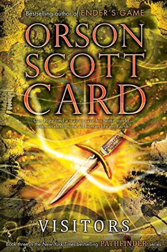 Orson Scott Card Visitors Reprint