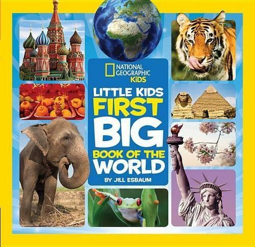 Elizabeth Carney National Geographic Little Kids First Big Book Of