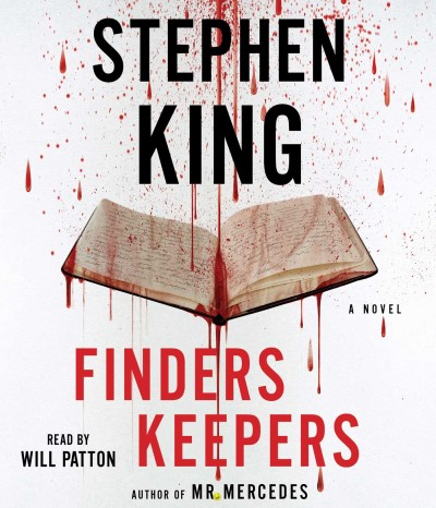 Stephen King Finders Keepers