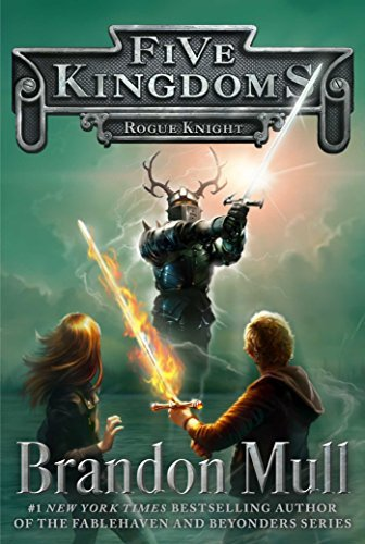Brandon Mull Rogue Knight Reprint