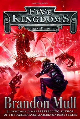 Brandon Mull Five Kingdoms #3