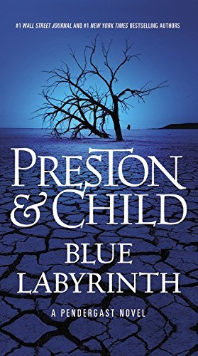 Douglas J. Preston Blue Labyrinth