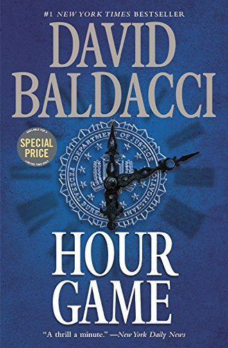 David Baldacci Hour Game (value Priced)