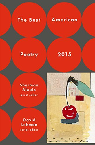 David Lehman The Best American Poetry 2015