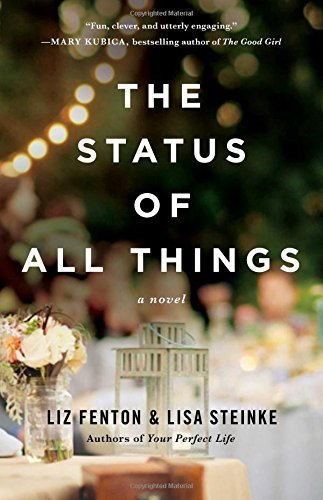 Liz Fenton The Status Of All Things