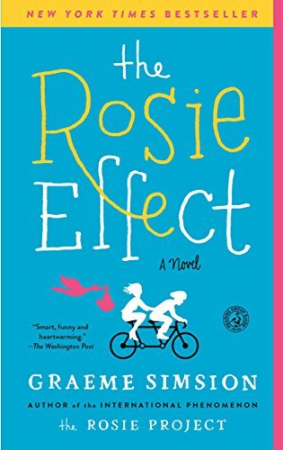 Graeme Simsion The Rosie Effect