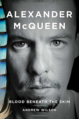 Andrew Wilson Alexander Mcqueen Blood Beneath The Skin