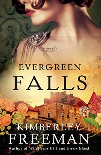 Kimberley Freeman Evergreen Falls