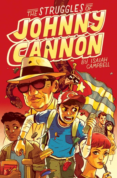 Isaiah Campbell The Struggles Of Johnny Cannon