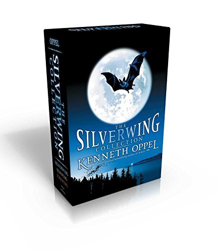 Kenneth Oppel The Silverwing Collection Silverwing Sunwing Firewing