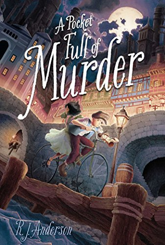 R. J. Anderson A Pocket Full Of Murder