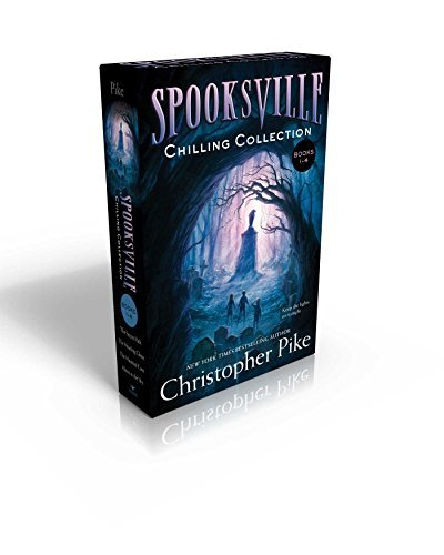 Christopher Pike Spooksville Chilling Collection Books 1 4 The Secret Path; The Howling Ghost; The Haunted C Boxed Set