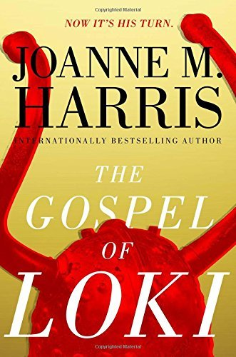 Joanne M. Harris The Gospel Of Loki