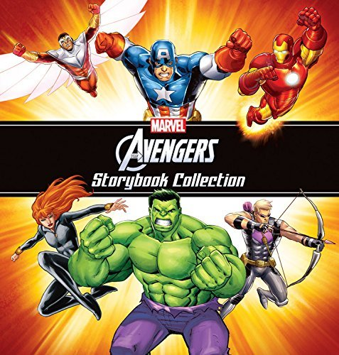 Marvel Book Group The Avengers Storybook Collection