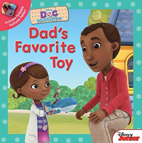 Disney Book Group Doc Mcstuffins Dad's Favorite Toy