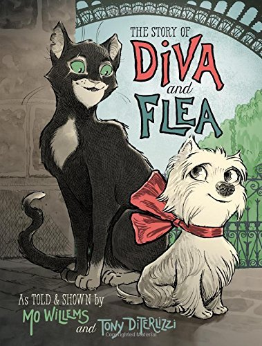 Mo Willems The Story Of Diva And Flea