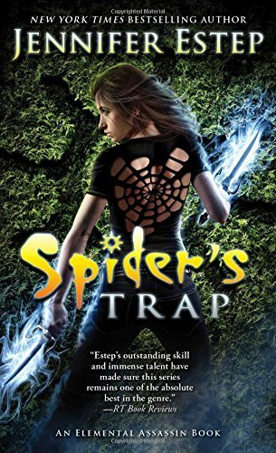 Jennifer Estep Spider's Trap