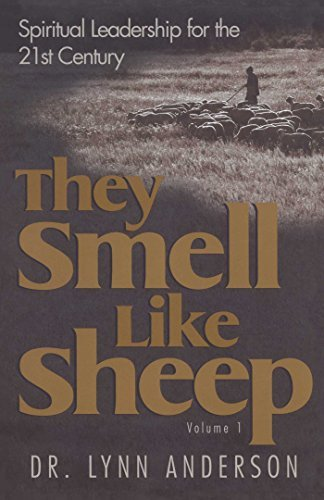 Dr Lynn Anderson They Smell Like Sheep Original