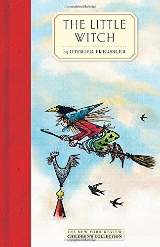 Otfried Preussler The Little Witch