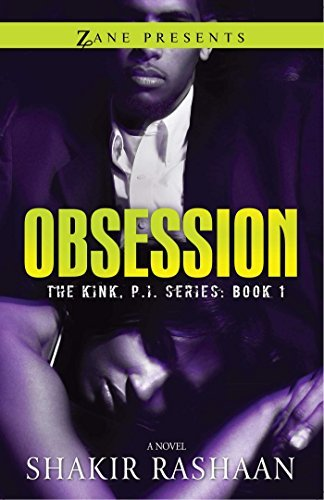Shakir Rashaan Obsession The Kink P.I. Series