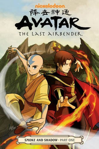Nickelodeon Avatar The Last Airbender Smoke And Shadow Part One