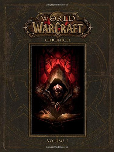 Blizzard Entertainment World Of Warcraft Chronicle Volume 1