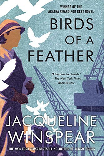 Jacqueline Winspear Birds Of A Feather