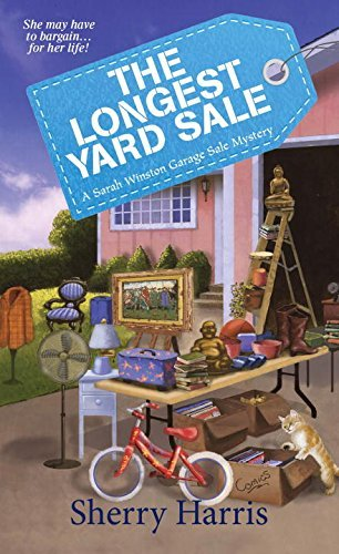 Sherry Harris The Longest Yard Sale