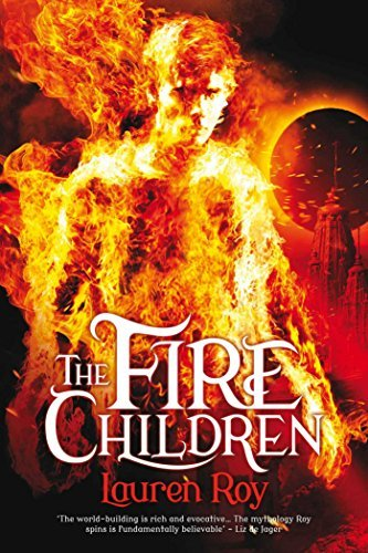 Lauren M. Roy The Fire Children