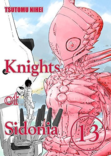 Tsutomu Nihei Knights Of Sidonia Volume 13
