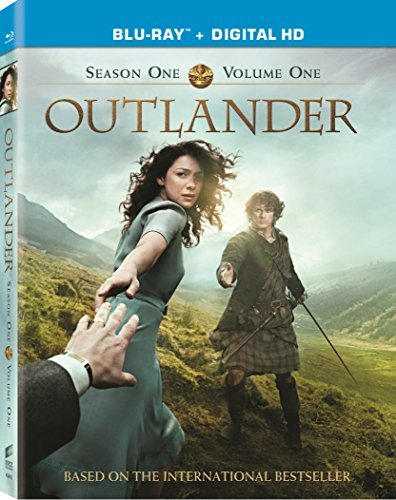 Outlander Season 1 Volume 1 Blu Ray