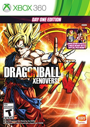 Xbox 360 Dragon Ball Xenoverse Dragon Ball Xenoverse
