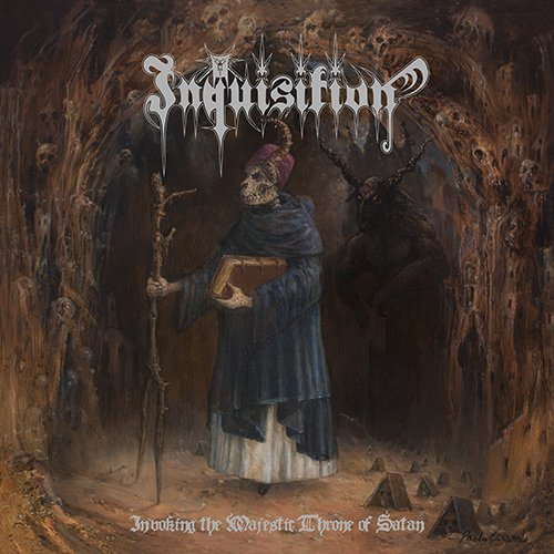 Inquisition Invoking The Majestic Throne O