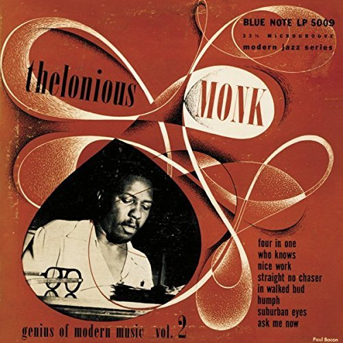 Thelonious Monk Genius Of Modern Music 2 Genius Of Modern Music 2