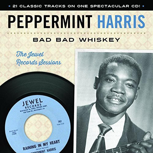 Peppermint Harris Bad Bad Whiskey The Jewel Rec