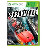 Xbox 360 Scream Ride Scream Ride