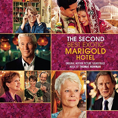 Second Best Exotic Marigold Hotel Soundtrack