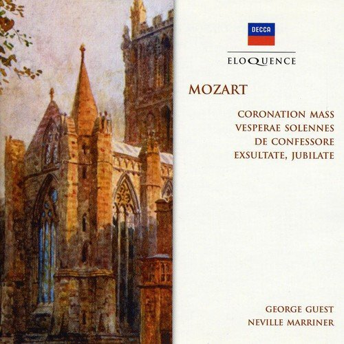 W.A. Mozart Mass In C Major 'coronation' V Import Aus