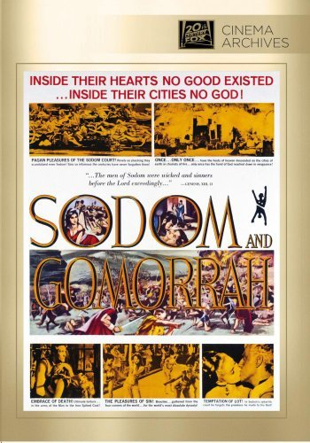 Sodom And Gomorrah Sodom And Gomorrah DVD R Nr