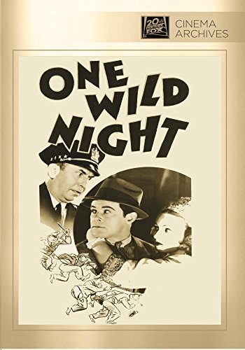 One Wild Night One Wild Night DVD Mod This Item Is Made On Demand Could Take 2 3 Weeks For Delivery