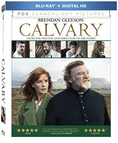 Calvary Gleeson Blu Ray + Digital Hd