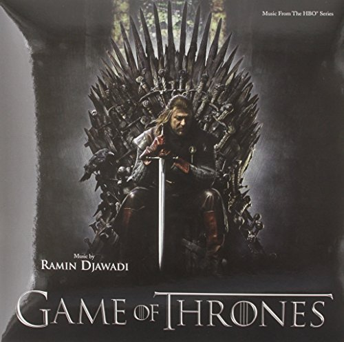 Game Of Thrones Soundtrack 2 Lp Set
