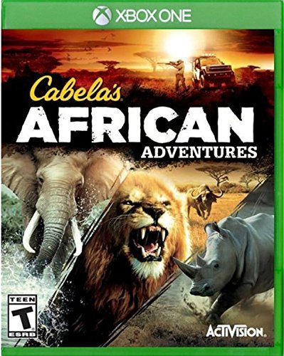 Xbox One Cabelas African Adventures