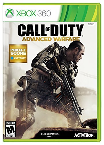 Xbox 360 Call Of Duty Advanced Warfare