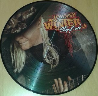 Johnny Winter Step Back Picture Disc