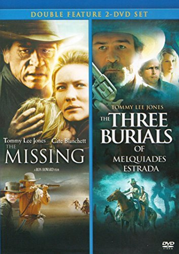 Missing Three Burials Of Melquiades Estrada Double Feature