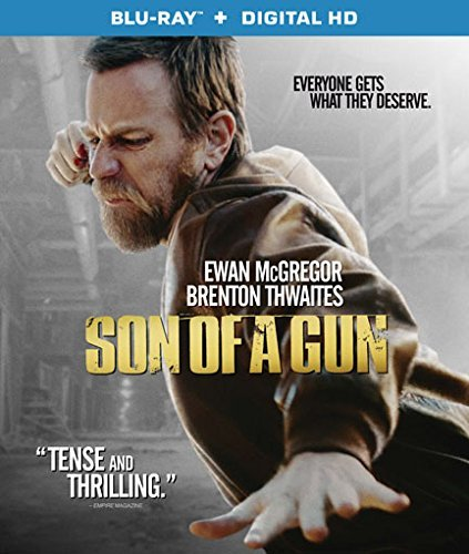 Son Of A Gun Mcgregor Thwaites Blu Ray R