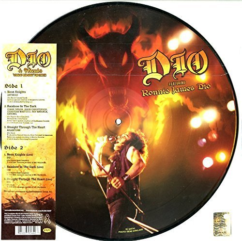 Ronnie James Dio & Frien Dio Dio & Friends Stand Up & Shout